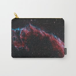 Supernova remnant Carry-All Pouch