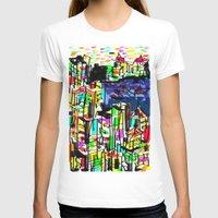 tokyo T-shirts featuring tokyo by sladja
