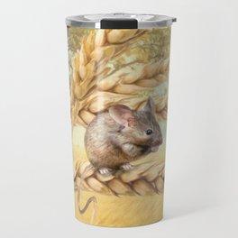 Little Field Mouse Travel Mug