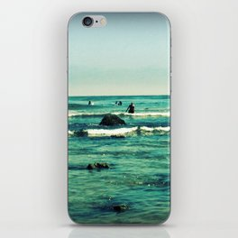 In the Surf iPhone Skin