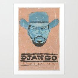 Django Art Print