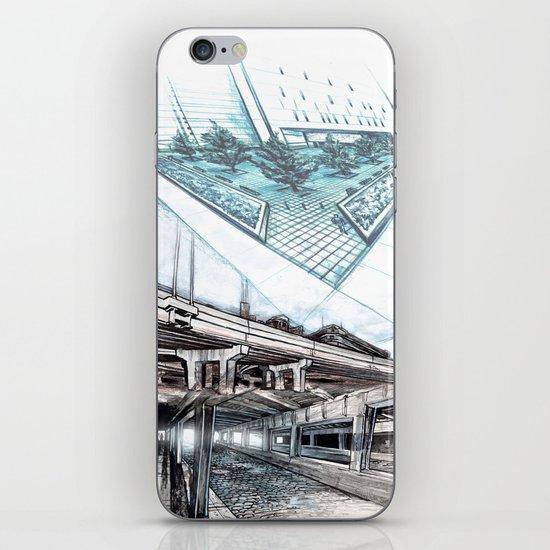 Urban passages: Chicago  iPhone & iPod Skin