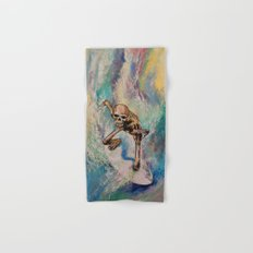 Surfer Hand & Bath Towel