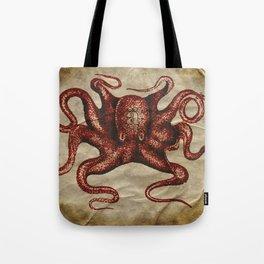 ä Octopus  Tote Bag