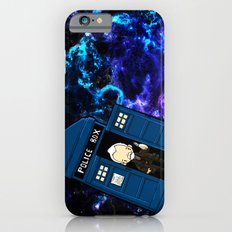 Tardis in space Doctor Who war 8.5 iPhone 6s Slim Case
