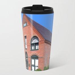 Ticonderoga Heritage Museum Travel Mug
