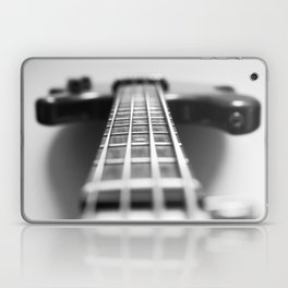 The Bass Guitar, Musical Instruments Laptop & iPad Skin