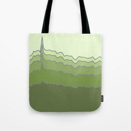 Pinkergraph 02 Tote Bag