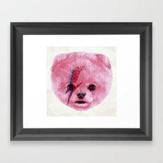 Boowie Framed Art Print