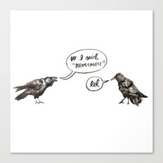 That's So Raven Canvas Print