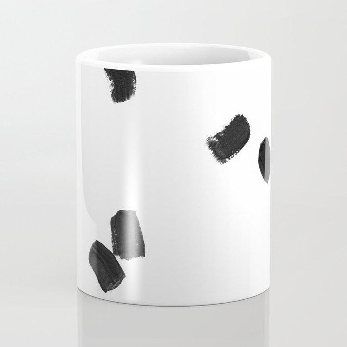 Dashing Strokes Coffee Mug