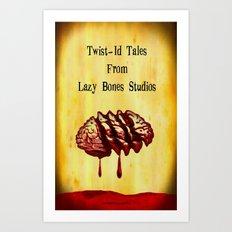 TWIST-ID  - 013 Art Print