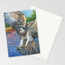 Osprey Overhead Stationery Cards