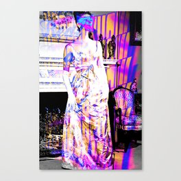 Viddy Well Canvas Print