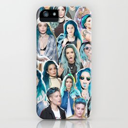 Halsey iPhone Case