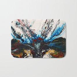 Color Burst Bath Mat