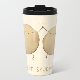 Best Spuddies Metal Travel Mug
