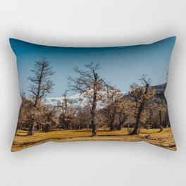 View from the base of Cerro Tronador in San Carlos de Bariloche Rectangular Pillow