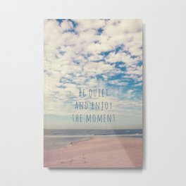 Amrum Moments II Metal Print
