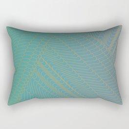Let it fade Rectangular Pillow