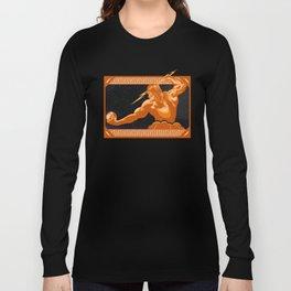 The Wrath of Zeus Long Sleeve T-shirt