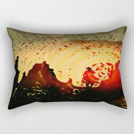Sundowner Rectangular Pillow