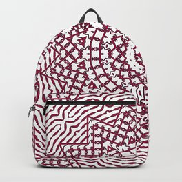 Helios (red-white) Backpack