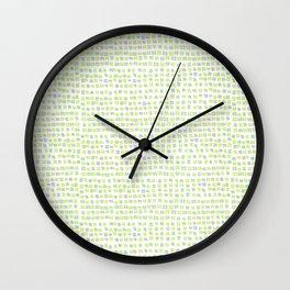 hashtag Wall Clock