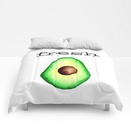 Fresh Avocado fr e sh a voca do Comforters