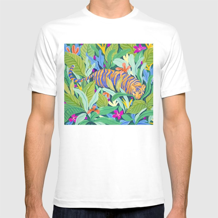 Colorful Jungle T-shirt
