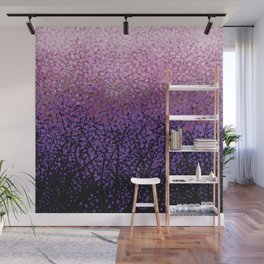 Plum Blossom Tree Grove Wall Mural