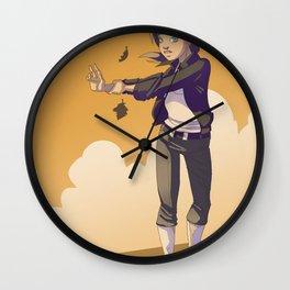Nail 1 Wall Clock