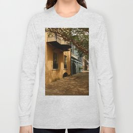Charming Charleston Street Long Sleeve T-shirt
