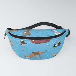 Lessons my dogs taught me. Fanny Pack