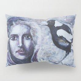 Sacred Messengers Whispering Pillow Sham