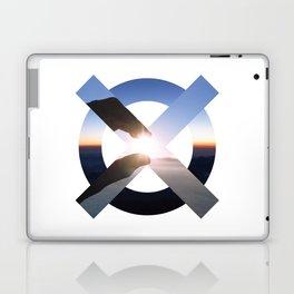OX[maru-batsu] Laptop & iPad Skin