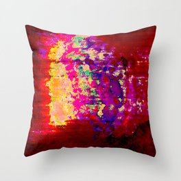 rupture Throw Pillow