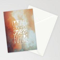 CREATIVES CREATE THE FUTURE Stationery Cards