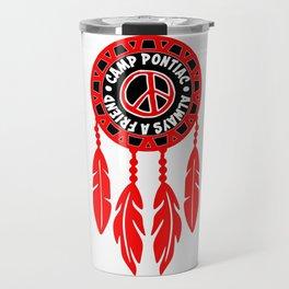 CAMP PONTIAC DREAM CATCHER Travel Mug
