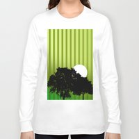 virginia Long Sleeve T-shirts featuring Virginia  by Tdrisk46