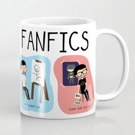 Zayn in Fanfics Coffee Mug