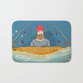 Big Fish Bath Mat