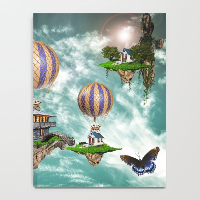 Balloon House Notebook