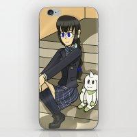 digimon iPhone & iPod Skins featuring Digimon - Dear Friends by MinawaKittten