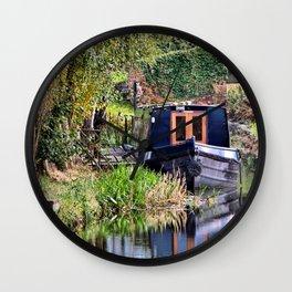 The  Mooring Wall Clock