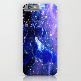 Electric Shark iPhone Case