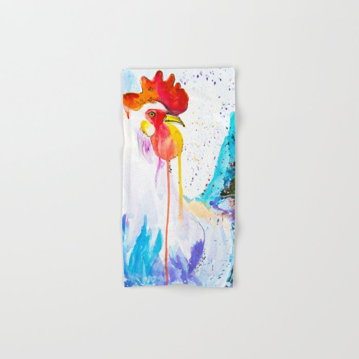 rooster Hand & Bath Towel