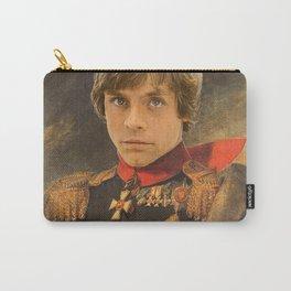 Luke SkyWalker General Portrait Painting | Fan Art Carry-All Pouch