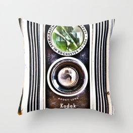 EKC Throw Pillow