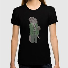 The Mushroom Farmer T-shirt